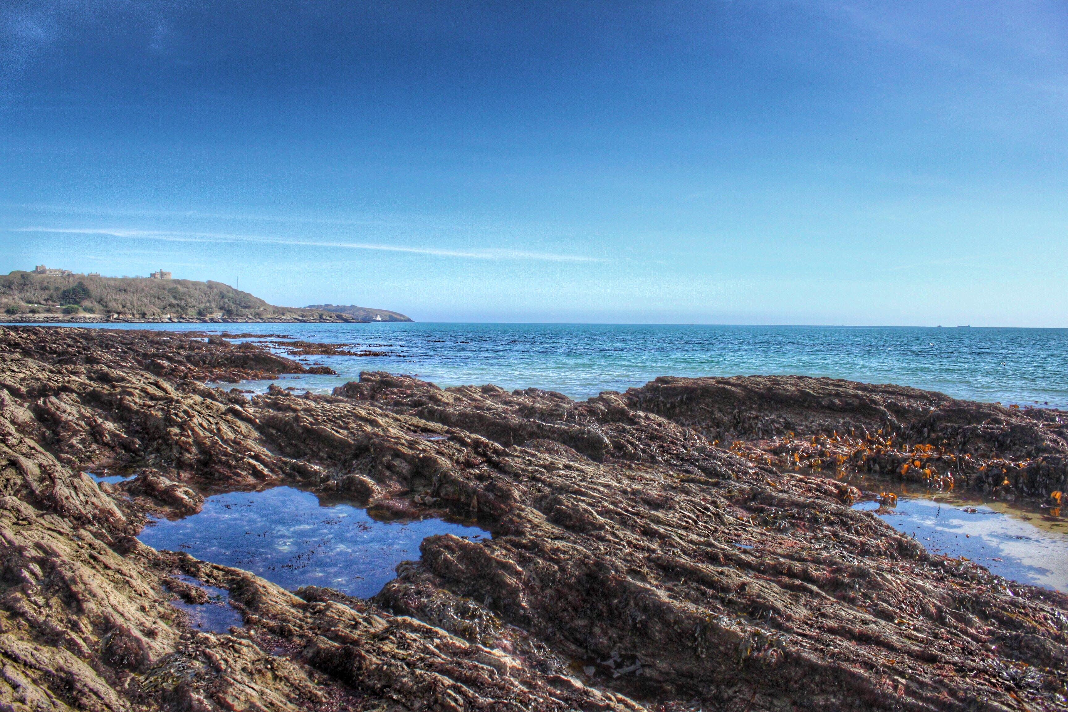 Free stock photo of ocean, summer, blue sky, wanderlust