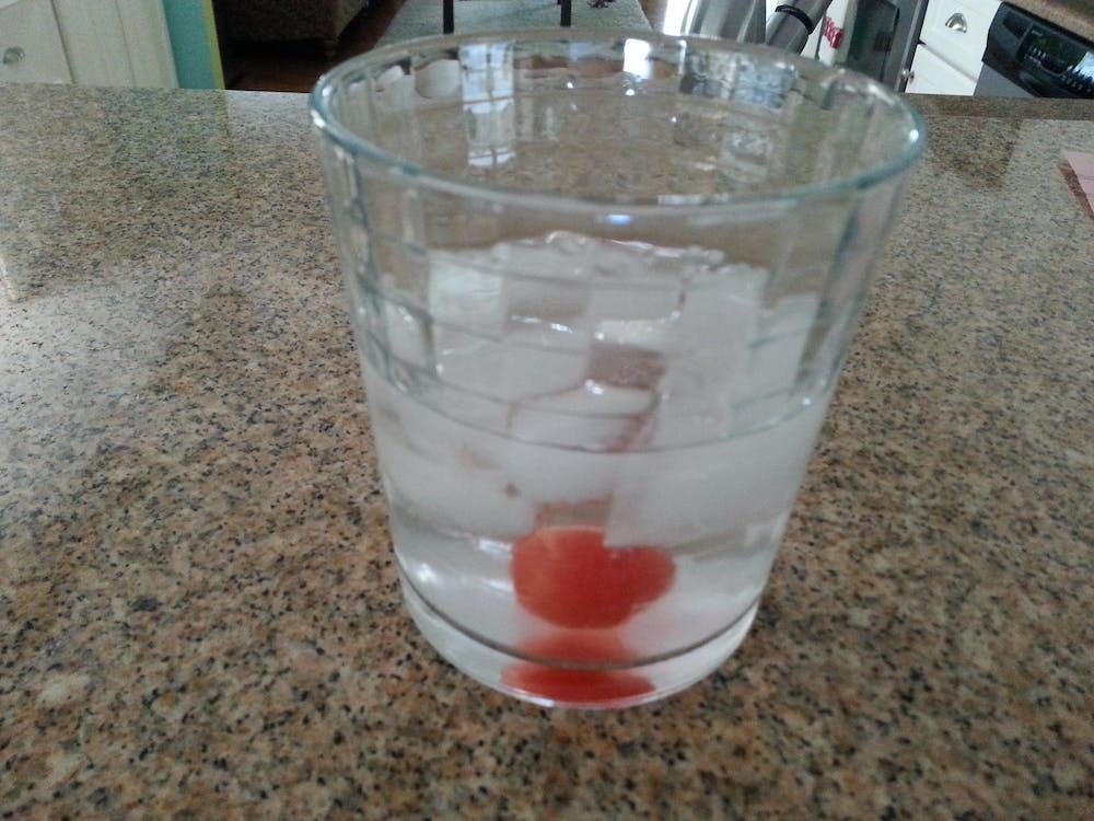 Free stock photo of Cherry vodka, cocktail