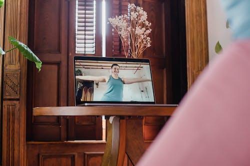 คลังภาพถ่ายฟรี ของ การติดต่อ, การสนทนาทางวิดีโอ, การเชื่อมต่อ