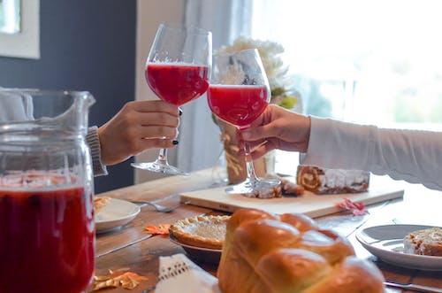 Immagine gratuita di bevanda, bicchiere, bivio, brocca