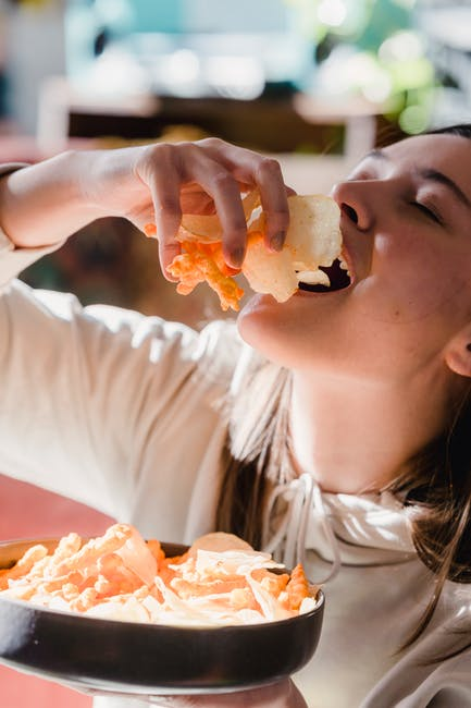 ขู่ให้ลองเคล็ดลับโภชนาการเหล่านี้และมีสุขภาพดี