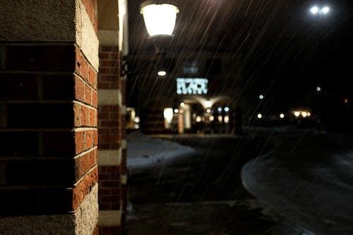 Free stock photo of bricks, lights, shopping