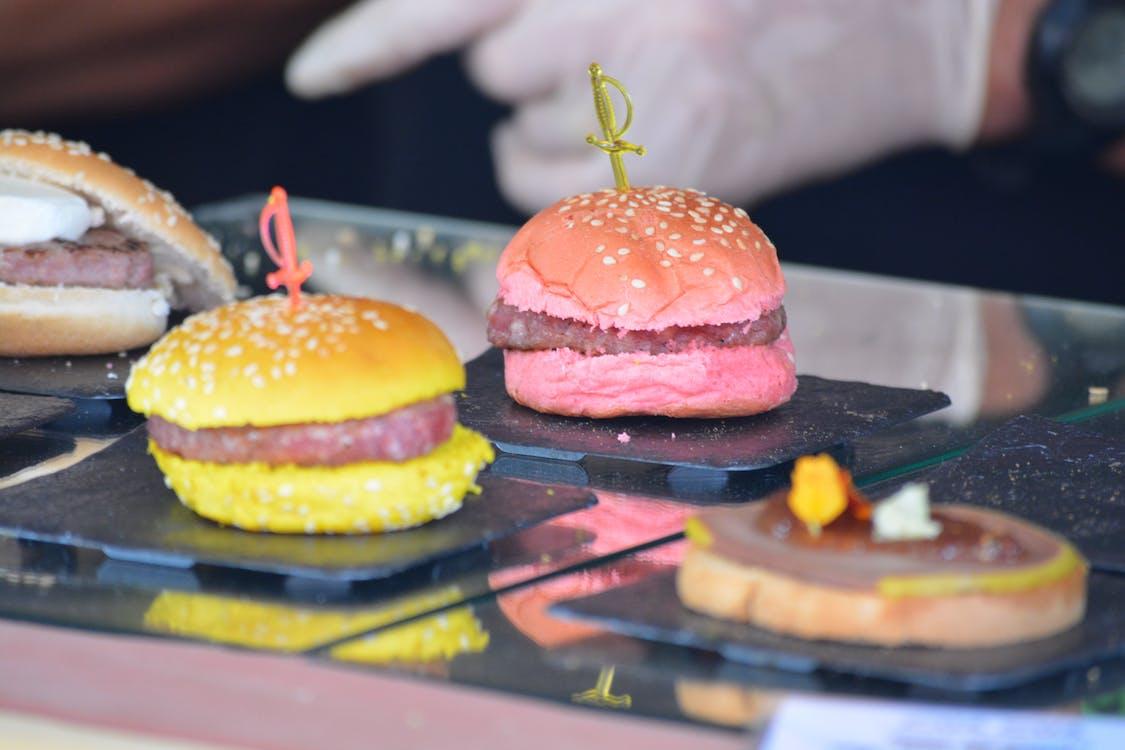 Free stock photo of burger, gourmet