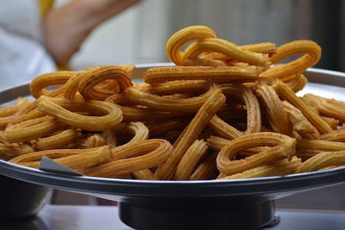 Free stock photo of churros, doughnut, fritter
