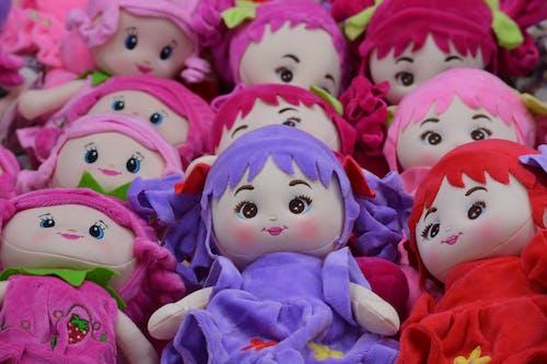 Free stock photo of children toys