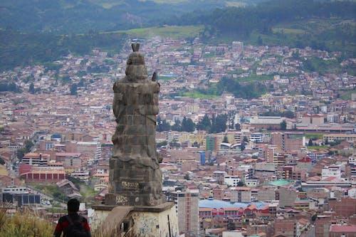 Kostenloses Stock Foto zu aereo, berg, berge, cusco