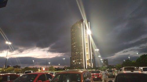 Immagine gratuita di dallas prima della tempesta