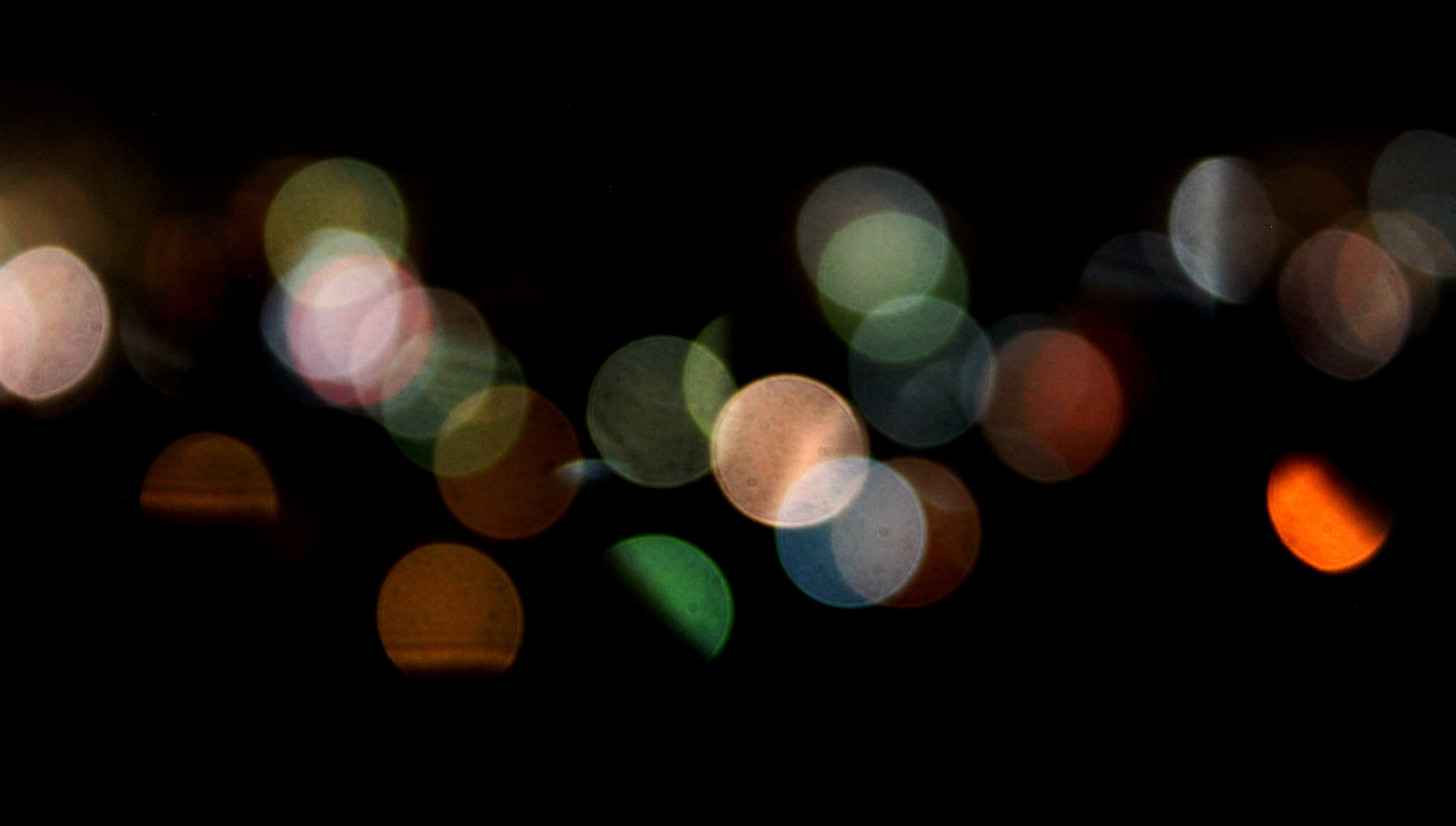 Shallow Focus Photo of a Lights