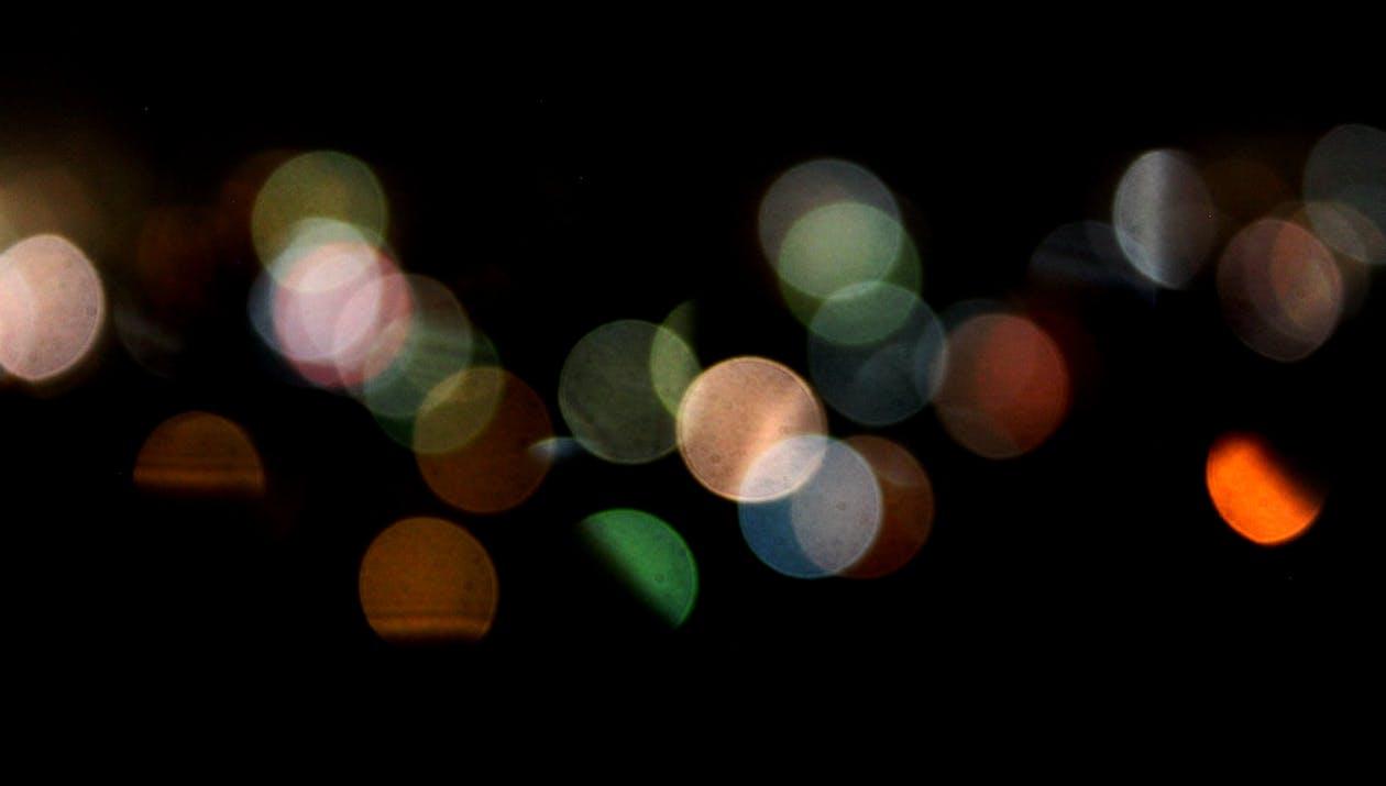 Shallow Focus Photo of a Lights