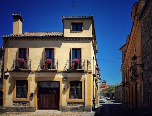 Free stock photo of avila, balconies, balcony