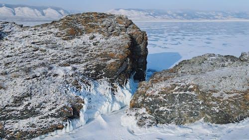 Безкоштовне стокове фото на тему «вода, гора, заморожений»