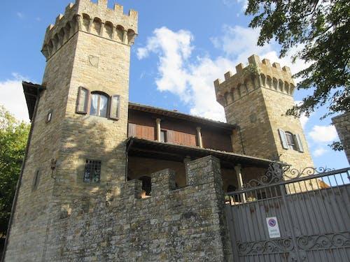 Free stock photo of castello, castle, certaldo