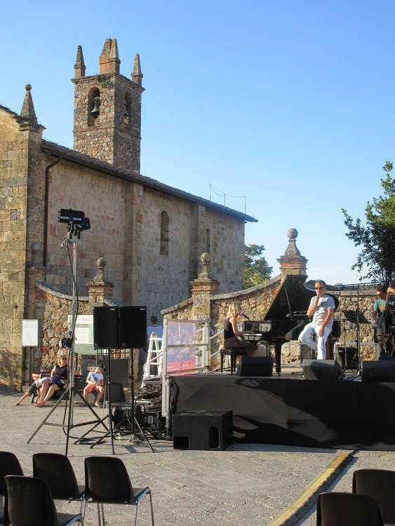 Free stock photo of florence, italy, monteriggioni