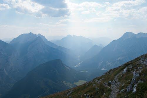 Бесплатное стоковое фото с Альпийский, Альпы, горный хребет, горы