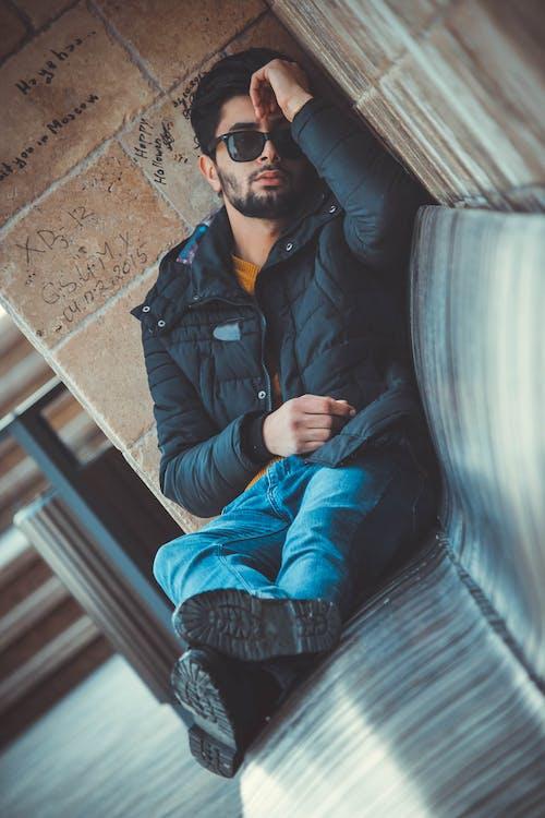 Foto profissional grátis de barba, foto, fotografia