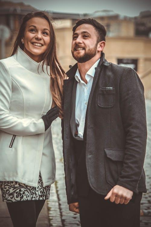Foto profissional grátis de amor, casal, cônjuges