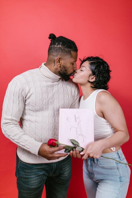 คลังภาพถ่ายฟรี ของ การขอแต่งงาน, การจูบ, การอยู่ร่วมกัน