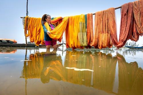 Immagine gratuita di acqua, assortito, barca