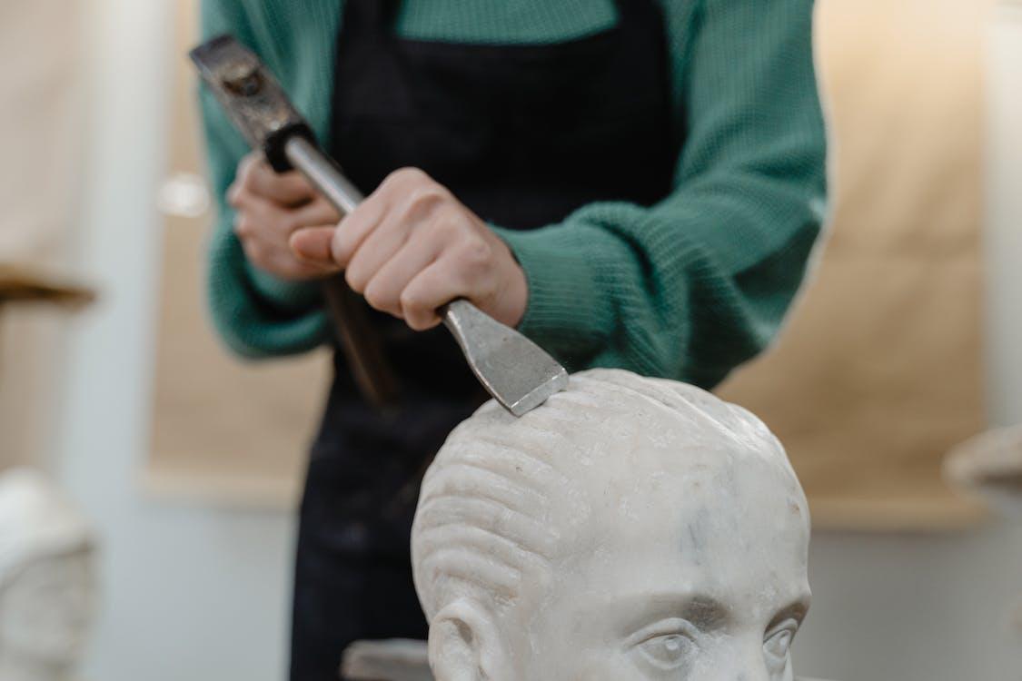 Foto profissional grátis de argila, arte, artes aplicadas