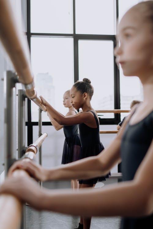Imagine de stoc gratuită din balerine, balet, clasă
