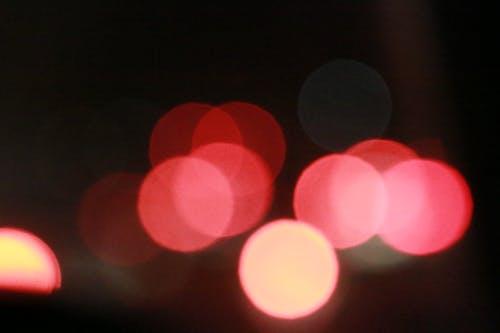 Immagine gratuita di luci, luci d'auto, notte