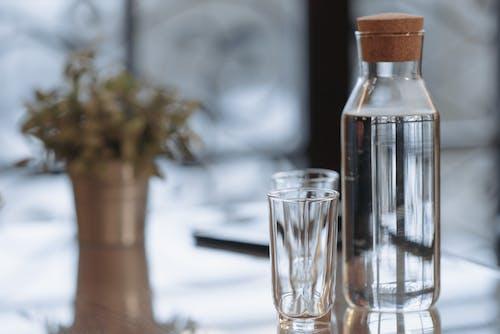 Imagine de stoc gratuită din apă, băutură, capac de plută