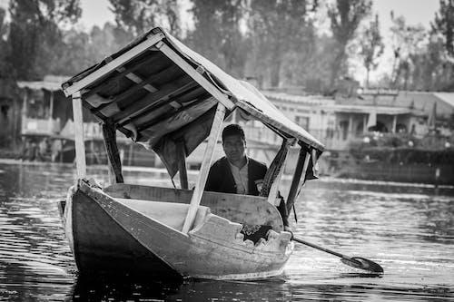 Gratis stockfoto met boot-rit, dal lake, drijvende markt, h2o