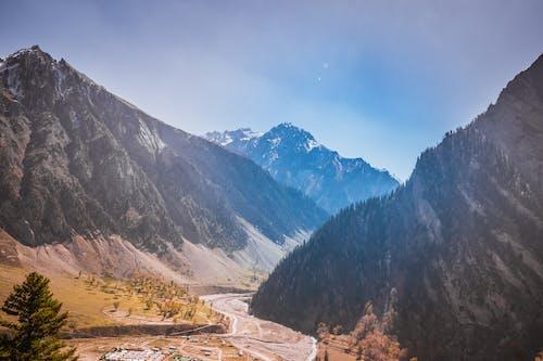 Základová fotografie zdarma na téma barvy, denní světlo, hory