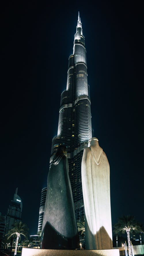 Free stock photo of building, burj khalifa, dubai, dubai mall