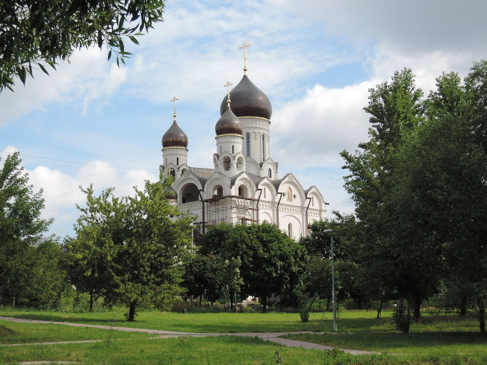 Free stock photo of christianity, green, moscow