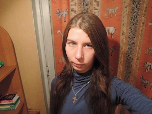 Ilmainen kuvapankkikuva tunnisteilla kotiin tyttö, minä, minulle, selfie