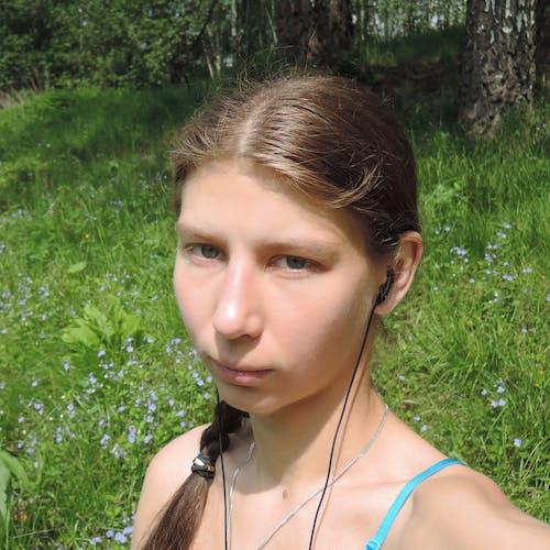 Ilmainen kuvapankkikuva tunnisteilla kesä, kuunnella musiikkia, luonto, minä