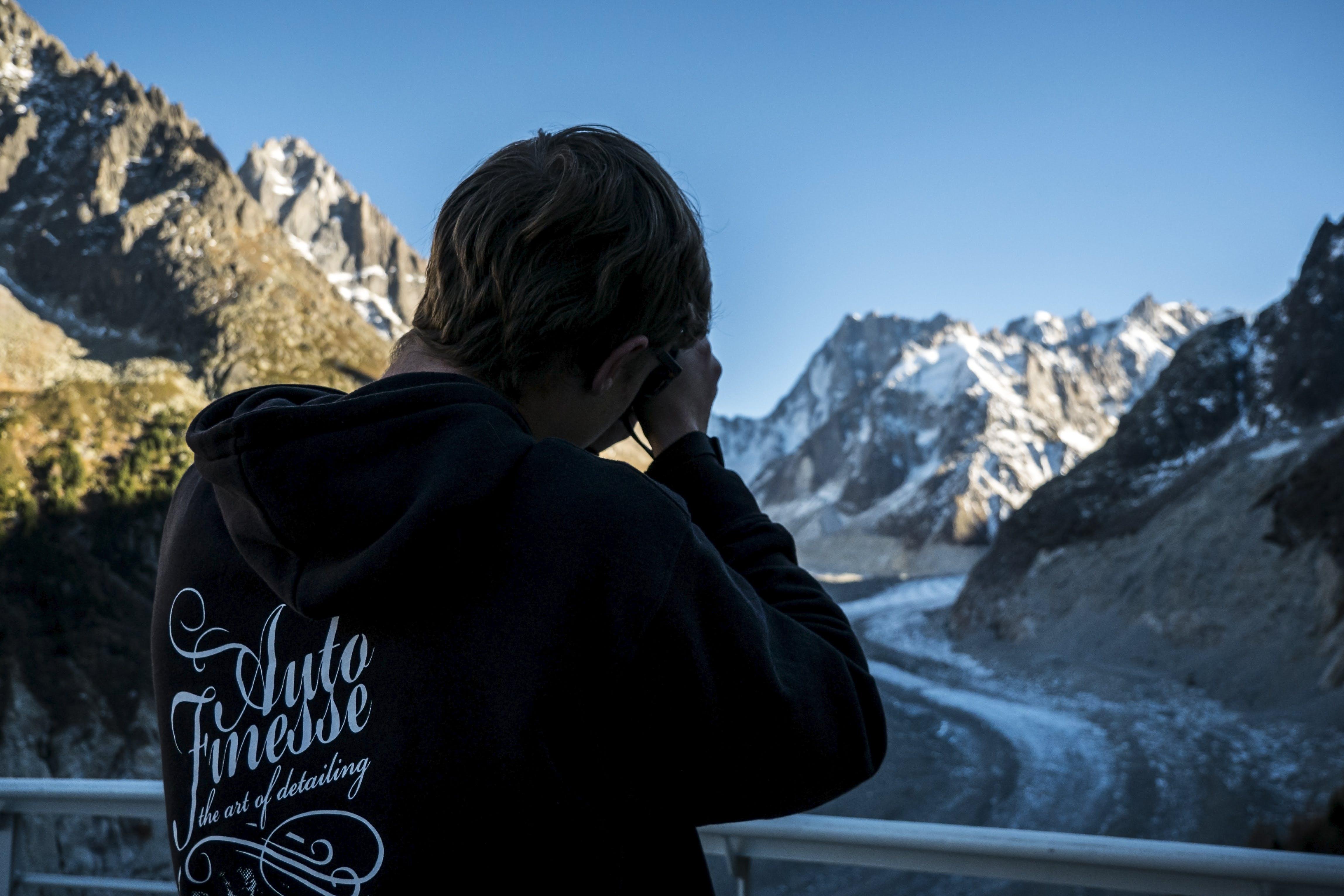Základová fotografie zdarma na téma denní světlo, focení, hory, kameny
