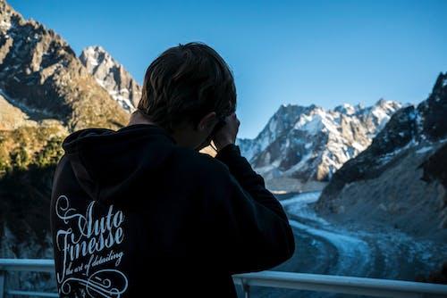 Gratis arkivbilde med dagslys, elv, fjell, forkjølelse