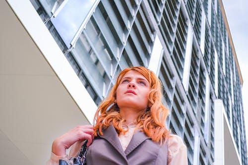 거리, 건물, 건축, 눈의 무료 스톡 사진