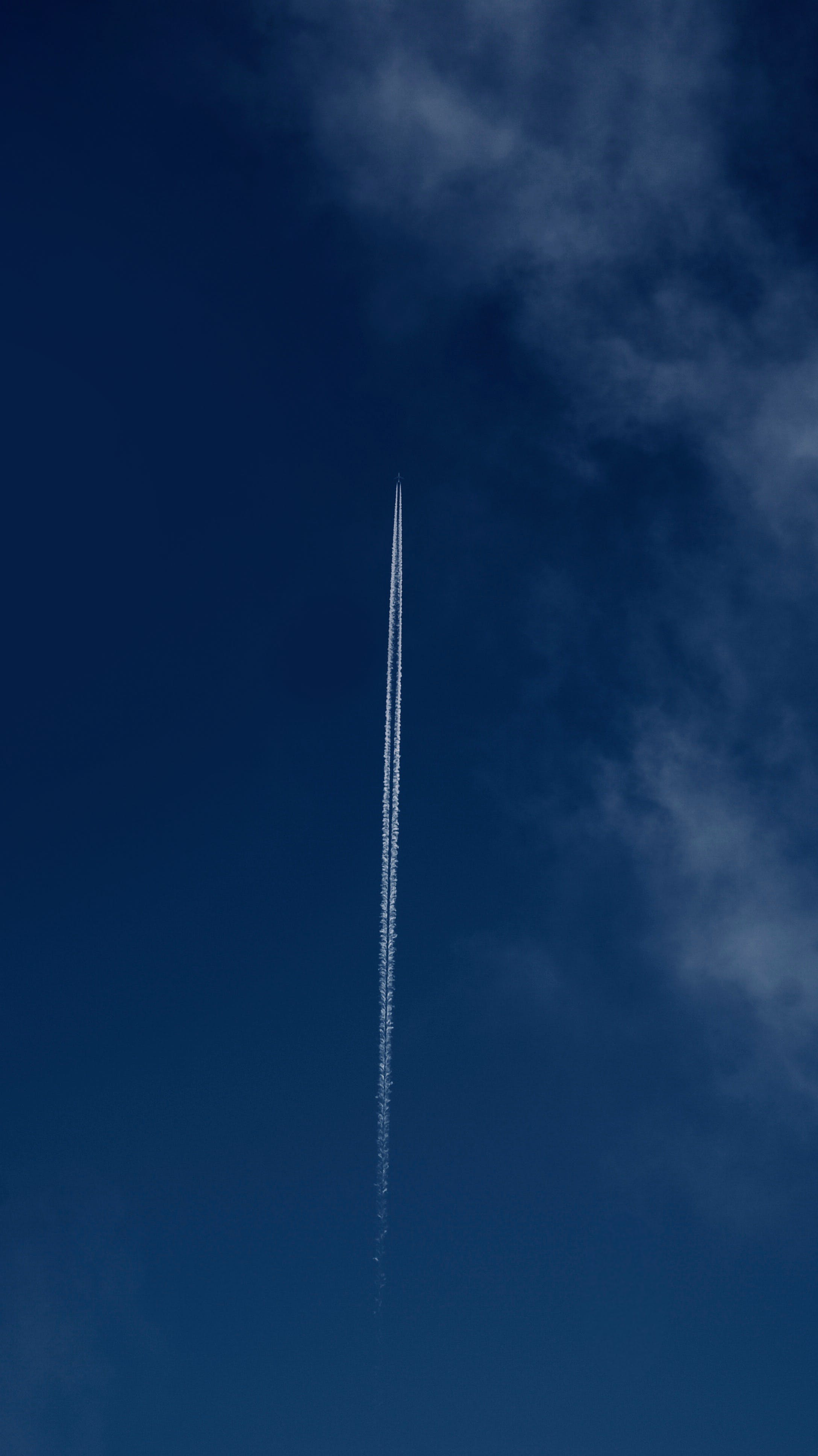 Free stock photo of 1road, airplane, blue, bluesky