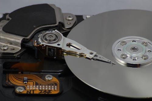 Free stock photo of computer, electronics, hard-drive