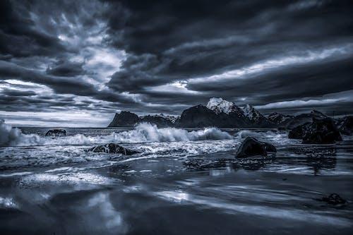 Fotos de stock gratuitas de agua, amanecer, ártico