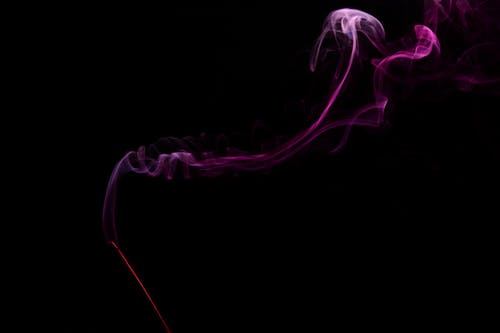 Free stock photo of colorful art, creative photography, incense