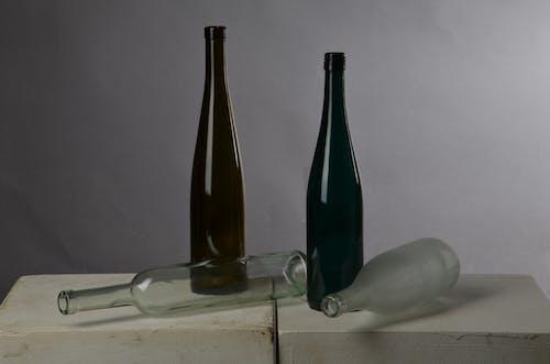 Free stock photo of alcohol bottles, creative photography, photoshoot