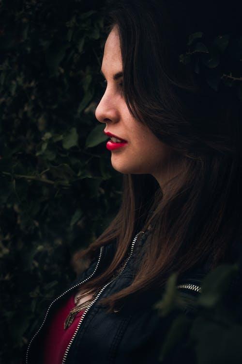 Free stock photo of beautiful girl, chica, perfil