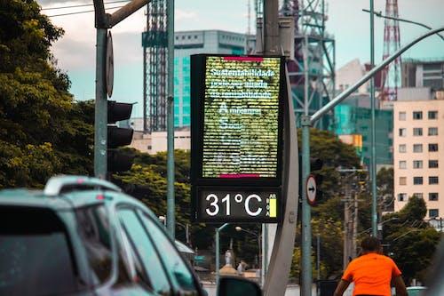 Fotos de stock gratuitas de Brasil, ciudad, reloj