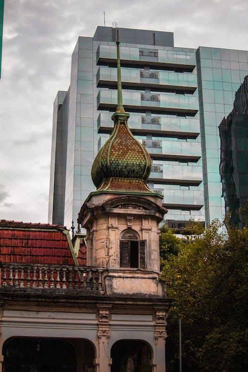 Fotos de stock gratuitas de avenida paulista, Brasil, casarao