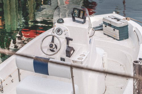 Immagine gratuita di acqua, bahamas, barca