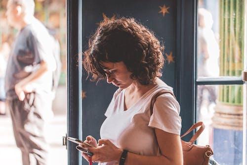 Δωρεάν στοκ φωτογραφιών με app, casual, gadget