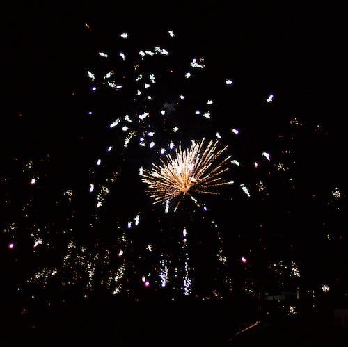 Free stock photo of firework, fireworks, fireworks background
