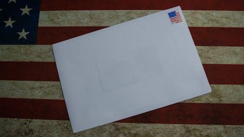 Fotos de stock gratuitas de bandera, blanco, copy space