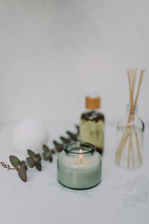 Free stock photo of anxiety, aromatherapy, bath salt