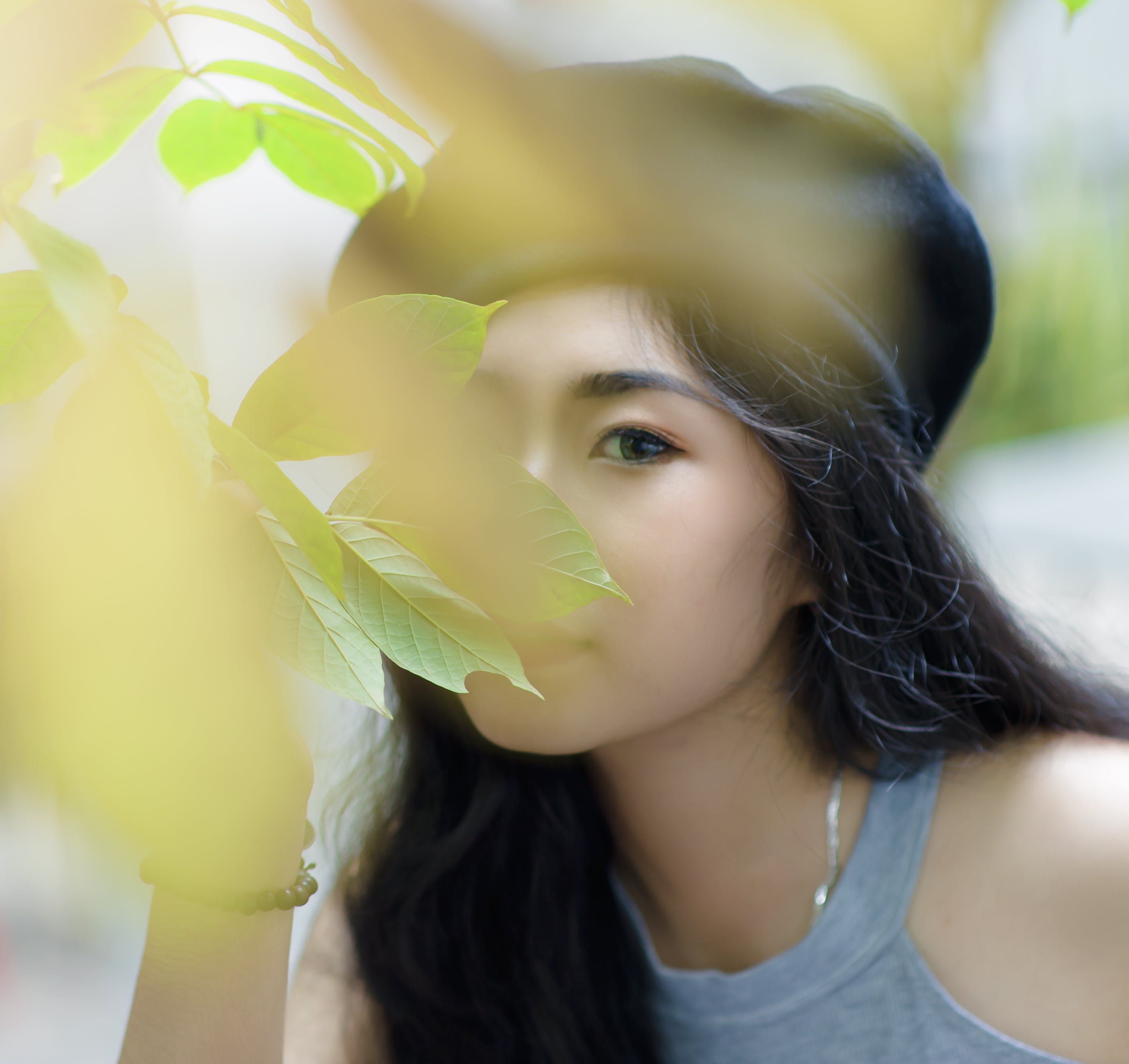Selective Focus Photography of Woman