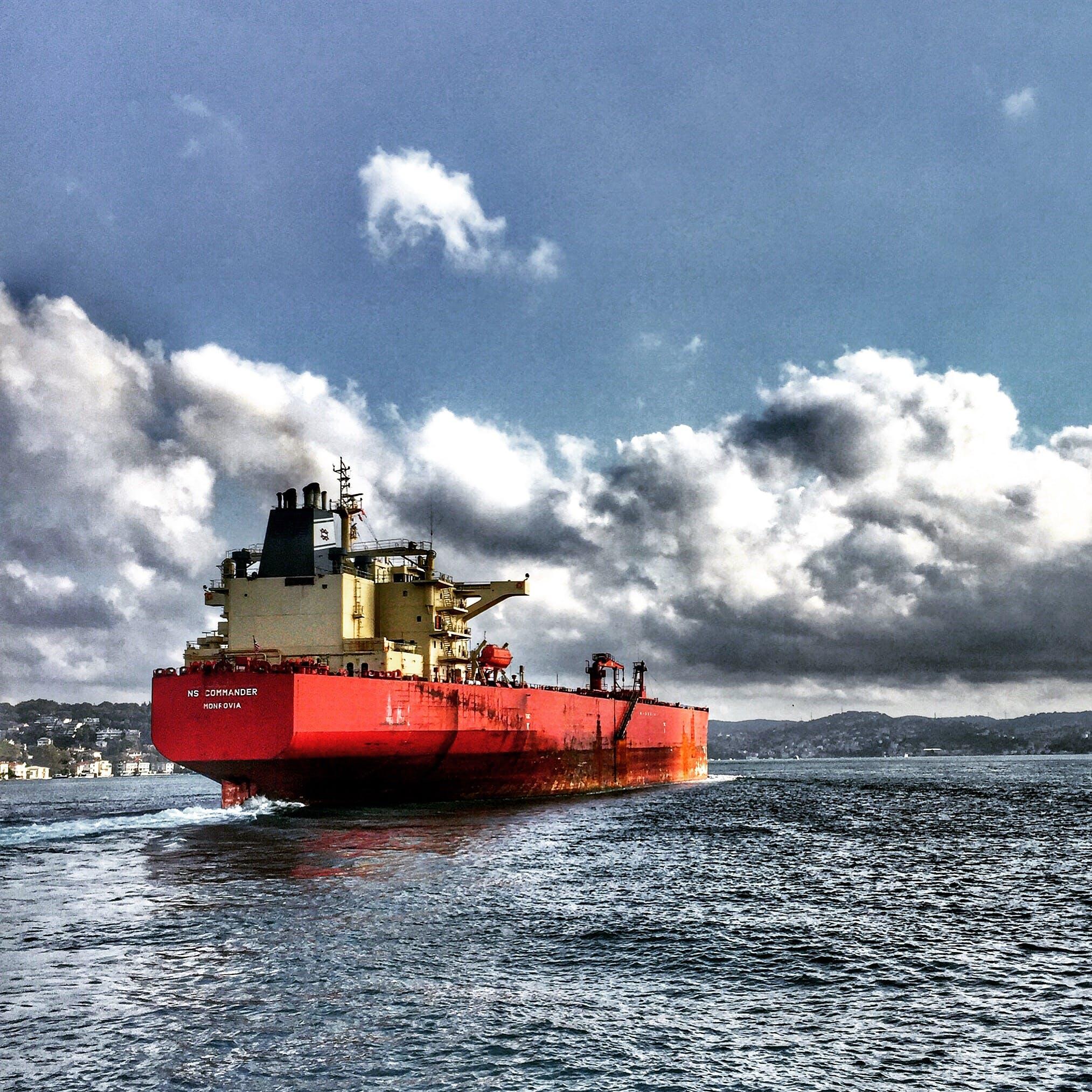 bosphorus, container, containerschiff